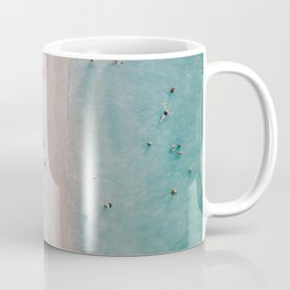 summer beach iii Coffee Mug