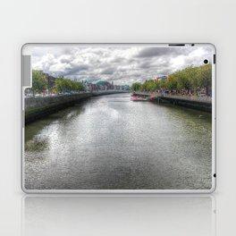 River Liffey Laptop & iPad Skin