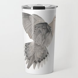 Mourning Dove Travel Mug