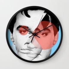King E Wall Clock