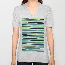 Abstract pattern 154 Unisex V-Neck