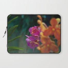 Orchid - Vanda Tricolor Laptop Sleeve