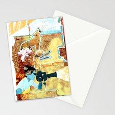 I HEART DESERT FILM Stationery Cards