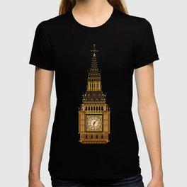 Big Ben Clock Face T-shirt