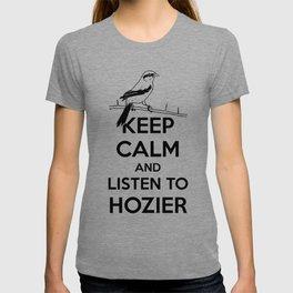 Listen to the bog man 2.0 T-shirt