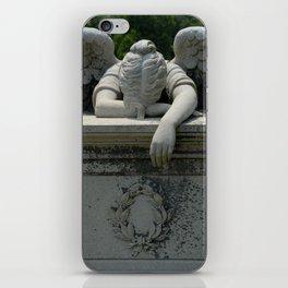 Weeping Angel iPhone Skin