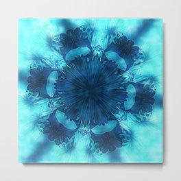 Flower Power 7 Metal Print