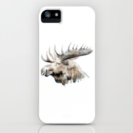 The King of the Forest iPhone Case