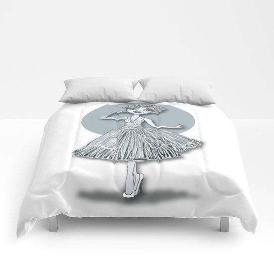Boo boo bee doo ♫ Comforters