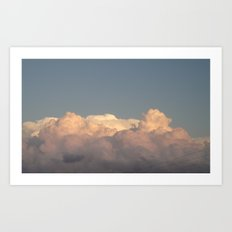 Thick Air Art Print
