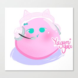Yato Dango! Canvas Print