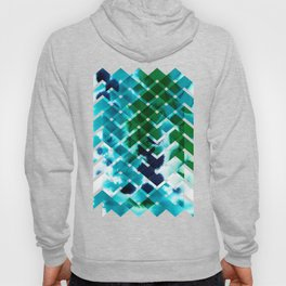 River in deciduous wood Hoody