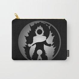 Yin Yang Super Saiyan Symbol Carry-All Pouch