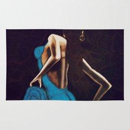 Turquoise Beauty Rug