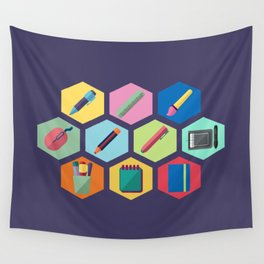 I'm a graphic designer Wall Tapestry