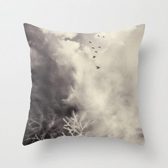 Yesterday Throw Pillow