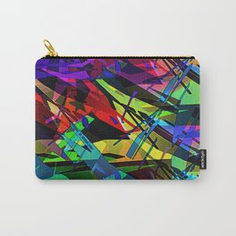Color splinter in the abstract. Carry-All Pouch