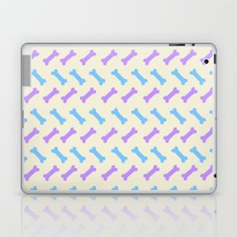 Herring 'bone' – Pastel Laptop & iPad Skin