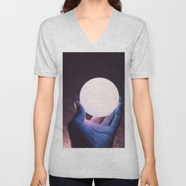 Light Ball Unisex V-Neck