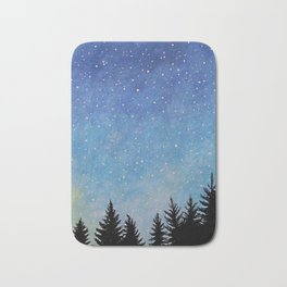 Evening Sky Bath Mat