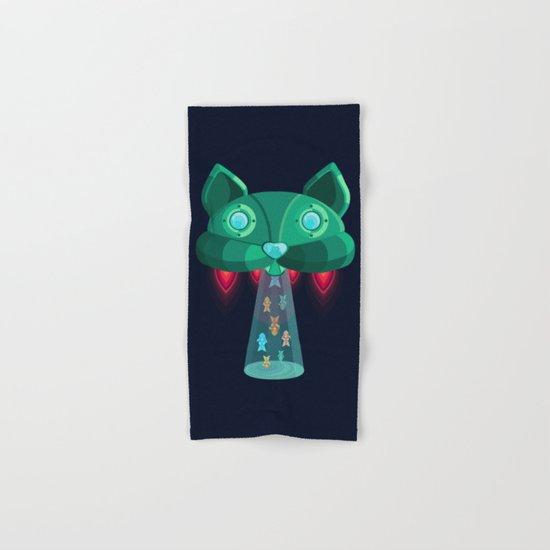 CatShip Hand & Bath Towel