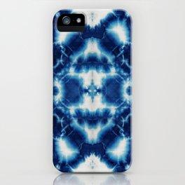 Shibori Stargazer iPhone Case