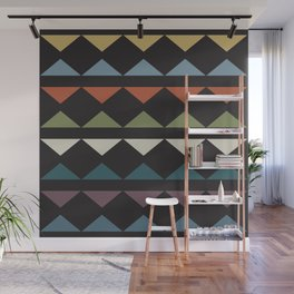 African triangles Wall Mural