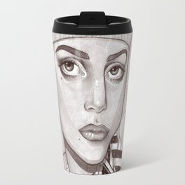 Fame is in your heart Travel Mug