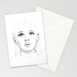 Dorothy - Innocence Lost Stationery Cards