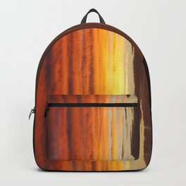 When the sky turns Backpack