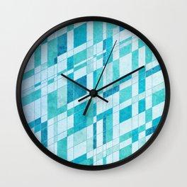 Cool Angle Wall Clock