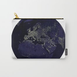 Earth Globe Lights Carry-All Pouch