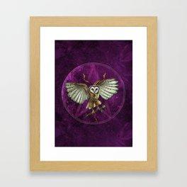 Magic Traveler Framed Art Print