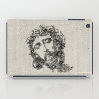 jesus iPad Cases featuring Jesus by biblebox