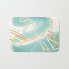 Beach Vibes Bath Mat