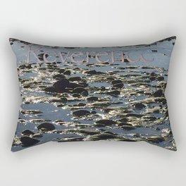 Reverence for Life Rectangular Pillow