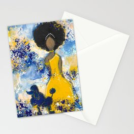 RHOyal Angel Stationery Cards