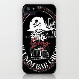 Grog, Is good for you iPhone Case