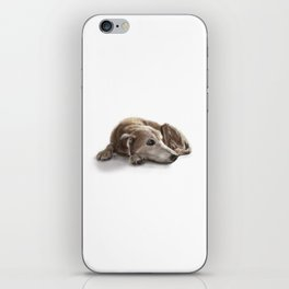 """Canna """"Missing You"""" iPhone Skin"""