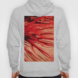 Strawberry Firethorn by Chris Sparks Hoody