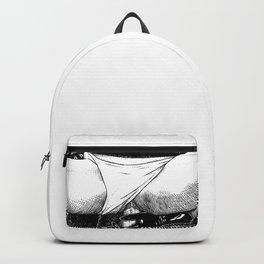 asc 499 - La bonne prise (A strong grip) Backpack