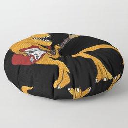T-Rex Bass Floor Pillow