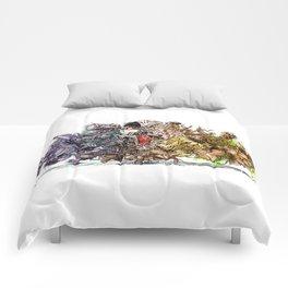 People desire nature Comforters