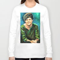 peter pan Long Sleeve T-shirts featuring Peter Pan by art-changes