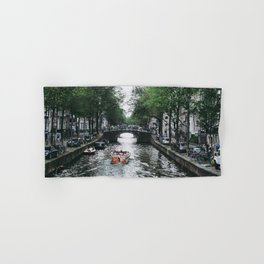 Canal Cruise Hand & Bath Towel