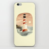whale iPhone & iPod Skins featuring Whale by Seaside Spirit