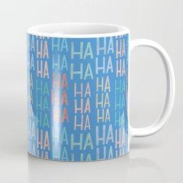Pattern Project #9 / Funny Pattern Coffee Mug