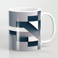 twilight Mugs featuring Twilight by rodric