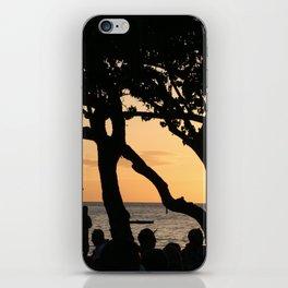 Luau iPhone Skin