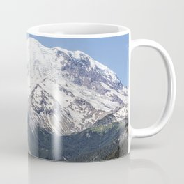 Mount Rainier on the Sunrise Side Coffee Mug